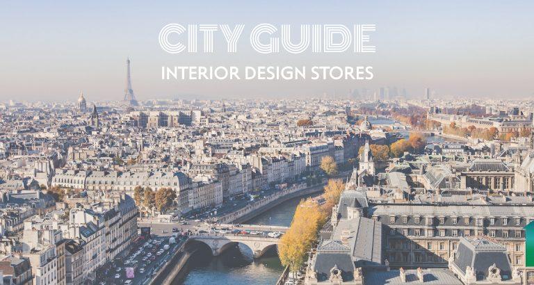 City Guide for Designers: Top 8 Interior Design Stores in Paris