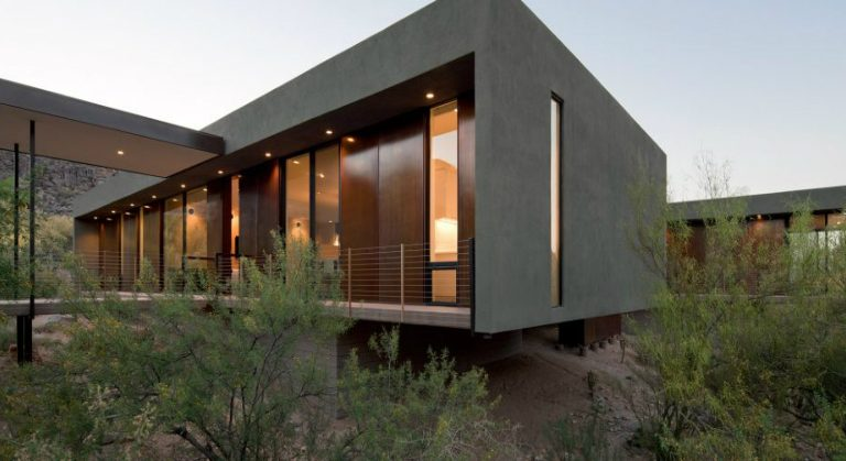 Ibarra Rosano Ibarra Rosano Designs Home Above The Desert In Arizona cover 13 768x419