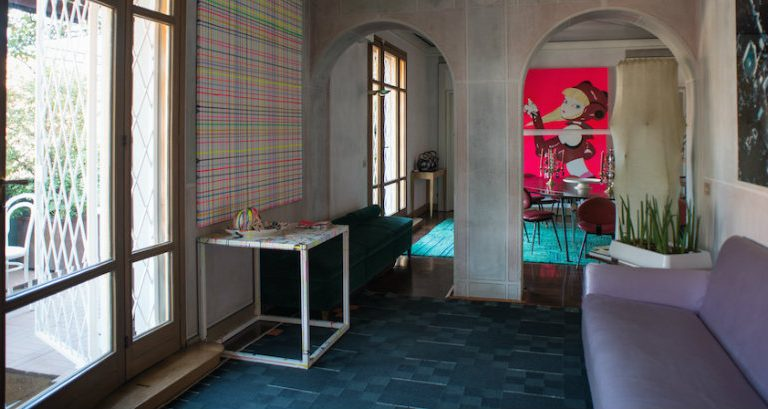Open House Nina Yashar's incredible Midcentury furnished apartment | You can visit us at our website, www.essentialhome.eu and check our Pinterest @midcenturyblog to get more #MidCenturyModern inspiration.