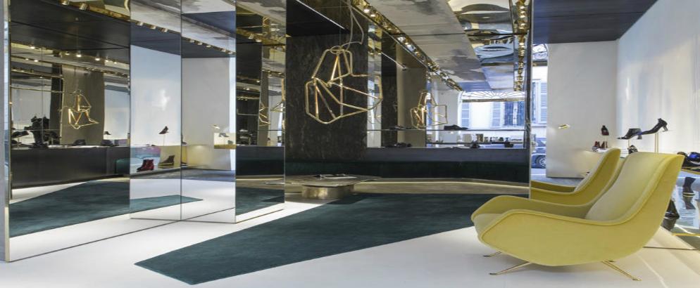 Premiata Milano: A one-of-a-kind fashion boutique designed by Vincenzo De Cotiis Architects Premiata Milano Premiata Milano: A Fashion Store Designed by De Cotiis Architects premiata milano
