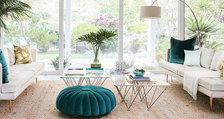 Spring decorating ideas in mid-century modern style | You can visit us at our website, www.essentialhome.eu and check our Pinterest @midcenturyblog to get more #MidCenturyModern inspiration. spring Spring decorating ideas in mid-century modern style spring 1 768x410