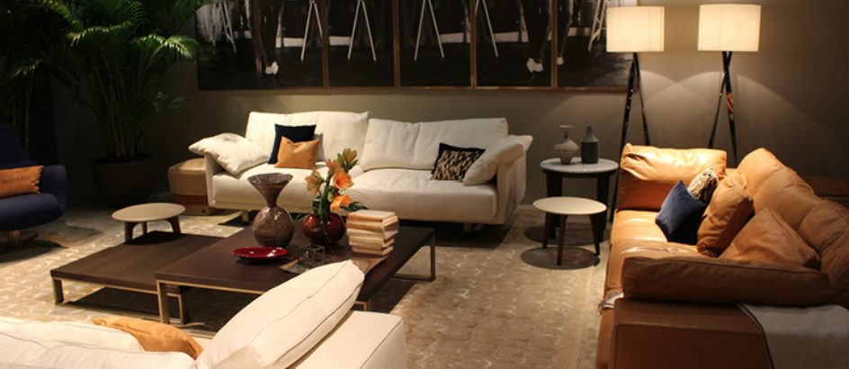 iSaloni 2017: New Collection By Trussardi Casa salone del mobile 2017 Salone del Mobile 2017: New Collection By Trussardi Casa 743x440 gallery trussardi salone 1 944x410