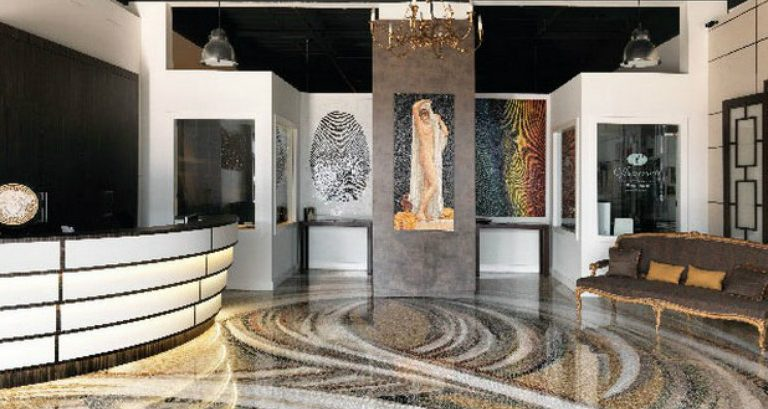 Italian design - Fantini opens a new showroom in Miami | You can visit us at our website, www.essentialhome.eu and check our Pinterest @midcenturyblog to get more #MidCenturyModern inspiration. italian design Italian design – Fantini opens a new showroom in Miami Italian design Fantini opens a new showroom in Miami  768x409
