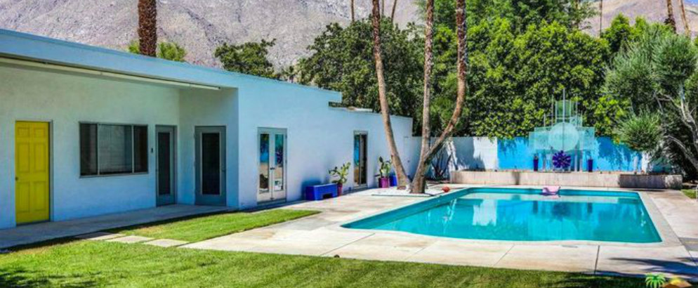 This Palm Springs' Mid-century Modern Home Is on the Market! mid-century modern home This Palm Springs' Mid-century Modern Home Is on the Market! This Palm Springs Mid century Modern Home Is on the Market 5