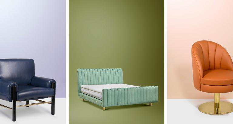 Using Rich Fabrics & Jewel Tones in Your Autumn Mid Century Furniture