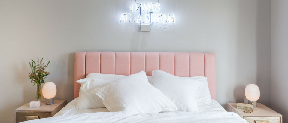 Find Out the Best Way to Use Millennial Pink in Your Mid-Century Home