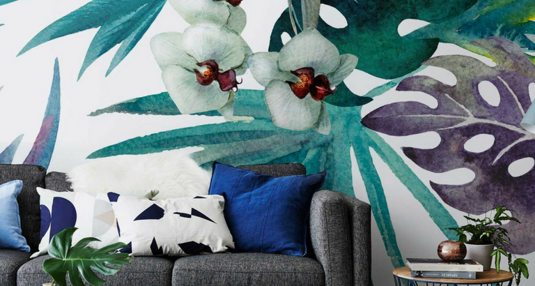 Home Decor Ideas- Palm Springs Inspired Wallpaper Patterns wallpaper patterns Home Decor Ideas: Palm Springs Inspired Wallpaper Patterns Home Decor Ideas Palm Springs Inspired Wallpaper Patterns feat 768x410