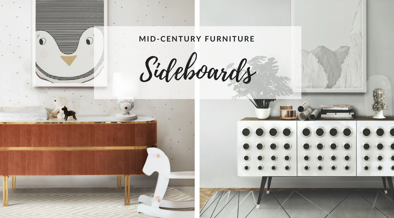 Fall & Winter Decor- Our Selection of the Best Mid-Century Sideboards_feat2 mid-century sideboards Fall & Winter Decor: Our Selection of the Best Mid-Century Sideboards Fall Winter Decor Our Selection of the Best Mid Century Sideboards feat2 768x425