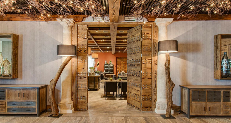 Rustic Interior Design Meets Luxury in this Gastrobar in Spain rustic interior design Rustic Interior Design Meets Luxury in this Gastrobar in Spain Rustic Interior Design Meets Luxury in this Gastrobar in Spain feat 768x410