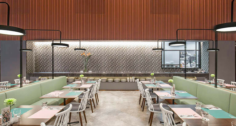 Step Inside this Singapore Luxury Hotel Designed by Patricia Urquiola