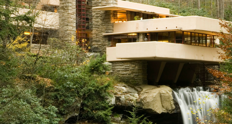 Mid-Century Modern Icons- Falling Water House by Frank Lloyd Wright_6 falling water house Mid-Century Modern Icons: Falling Water House by Frank Lloyd Wright Mid Century Modern Icons Falling Water House by Frank Lloyd Wright feat 768x410