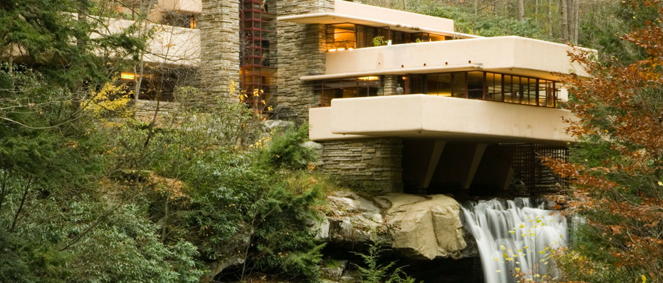 Mid-Century Modern Icons- Falling Water House by Frank Lloyd Wright_6 falling water house Mid-Century Modern Icons: Falling Water House by Frank Lloyd Wright Mid Century Modern Icons Falling Water House by Frank Lloyd Wright feat 959x410