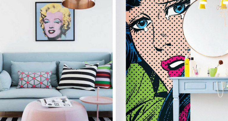 Our Thoughts on Pop Art Decor and Why Don't You Have it Yet-_feat pop art decor Our Thoughts on Pop Art Decor and Why Don't You Have it Yet? Our Thoughts on Pop Art Decor and Why Dont You Have it Yet  feat 768x410