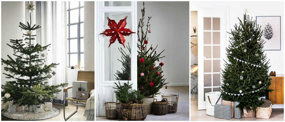 You Can Thank Us Later 7 Scandinavian Christmas Trees You Will Love