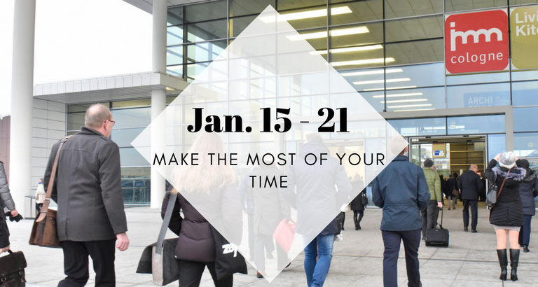 7 Things About IMM Cologne You Need to Learn to Optimize Your Time_9