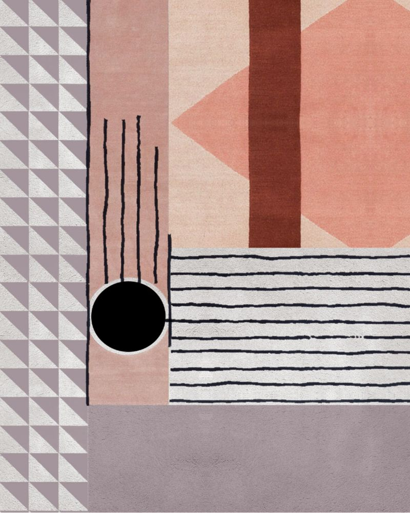 Floral and Geometric Rugs That Are Truly Instagram-Worthy_1 (1) geometric rugs Floral and Geometric Rugs That Are Truly Instagram-Worthy Floral and Geometric Rugs That Are Truly Instagram Worthy 1 1