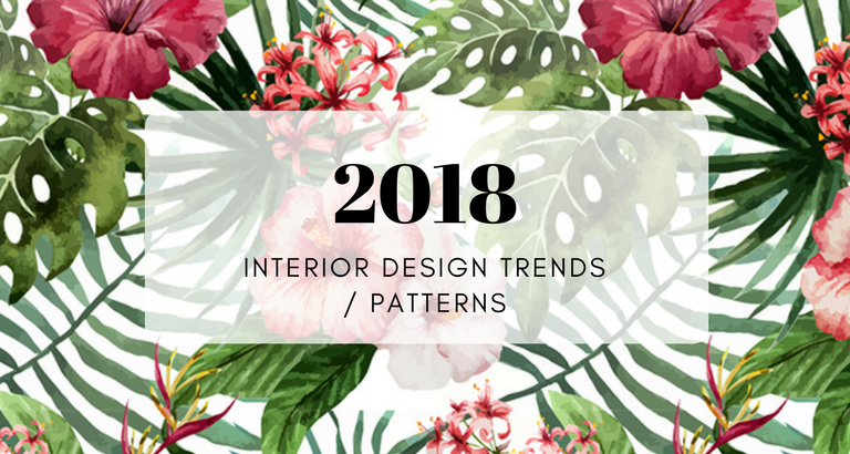 Interior Design Trends 2018- The Patterns You'll Be Seeing Everywhere_FEAT interior design trends 2018 Interior Design Trends 2018: The Patterns You'll Be Seeing Everywhere Interior Design Trends 2018 The Patterns Youll Be Seeing Everywhere FEAT 768x410