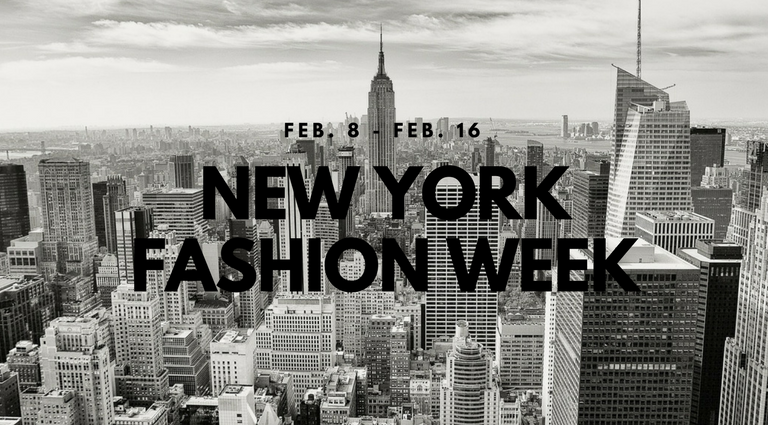 Lights, Camera, Action! New York Fashion Week Is About to Begin! new york fashion week Lights, Camera, Action! New York Fashion Week Is About to Begin! Lights Camera Action New York Fashion Week Is About to Begin FEAT 768x425