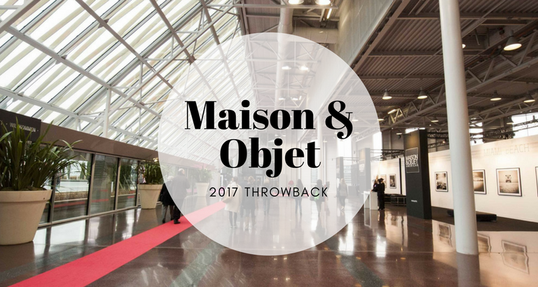 The Best Maison et Objet Moments Before the Doors Open in 2018_7 maison et objet The Best Maison et Objet Moments Before the Doors Open in 2018 The Best Maison et Objet Moments Before the Doors Open in 2018 FEAT 768x410
