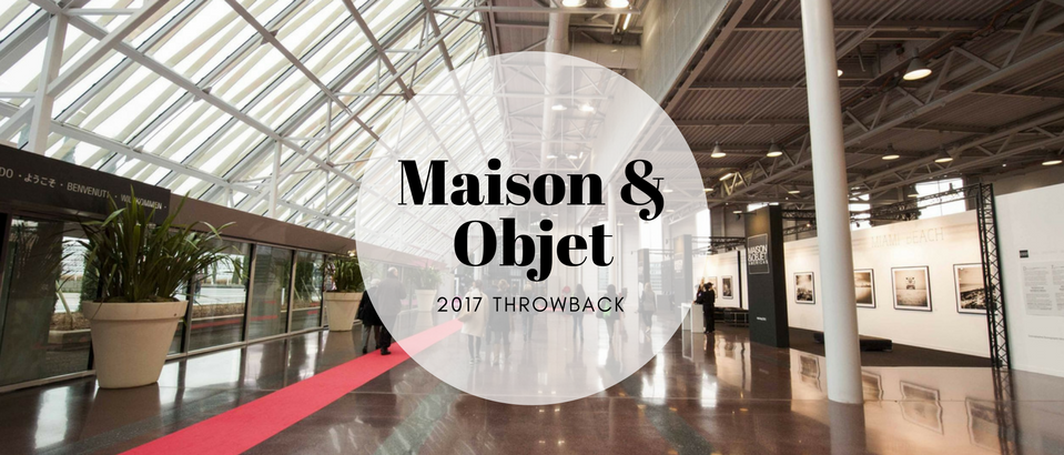 The Best Maison et Objet Moments Before the Doors Open in 2018_7 maison et objet The Best Maison et Objet Moments Before the Doors Open in 2018 The Best Maison et Objet Moments Before the Doors Open in 2018 FEAT 959x410