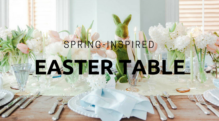 An Elegant Easter Table Setting That's an Ode to Spring_1