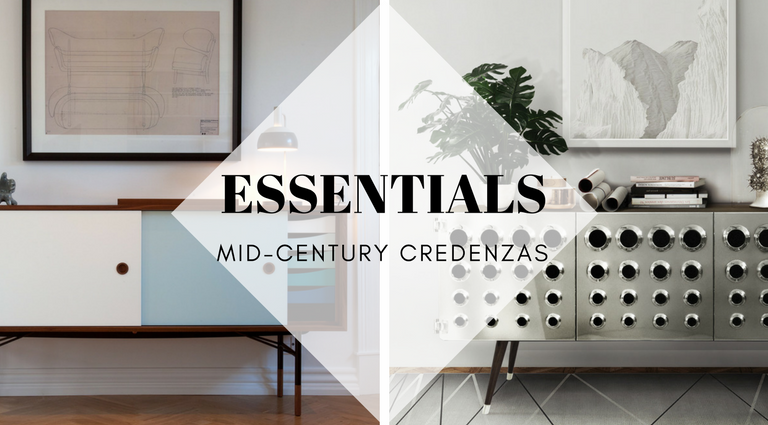 Home Decor Essentials 8 Mid-Century Credenzas You Need to Get Today_1