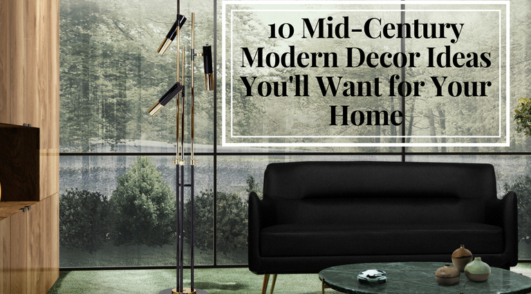 10 Mid-Century Modern Decor Ideas You'll Want for Your Home mid-century modern decor 10 Mid-Century Modern Decor Ideas You'll Want for Your Home Featured photo 768x425