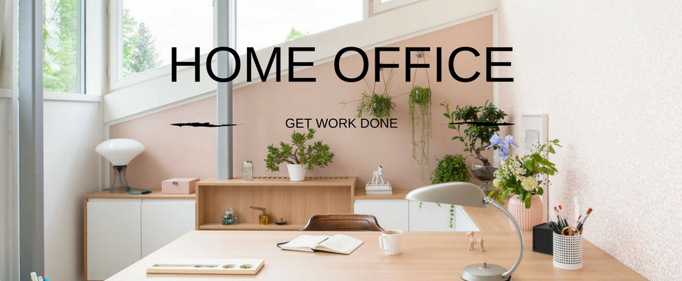 Home Office Ideas If You Want to Get Work Done at Home