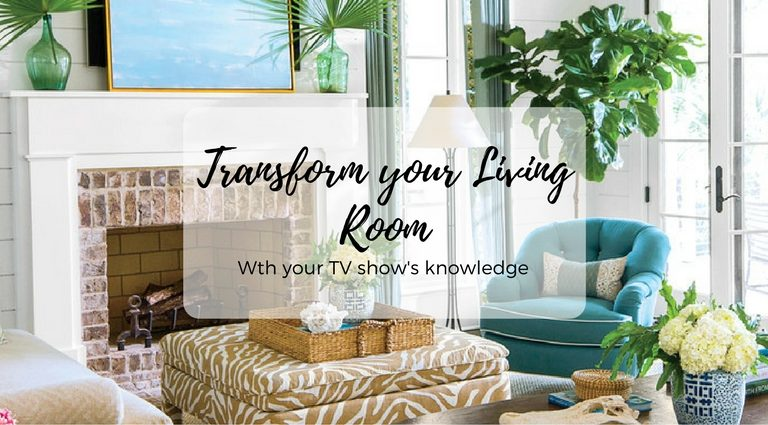 Recreate Some of the Most Memorable TV Living Rooms Ever