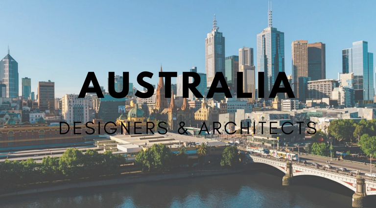 8 Australian Designers and Architects Who Are at the Top of their Game_feat australian designers 8 Australian Designers and Architects Who Are at the Top of their Game 8 Australian Designers and Architects Who Are at the Top of their Game feat 768x425