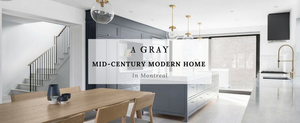A Gray Mid-Century Modern House In Temperamental Montreal mid-century modern house A Gray Mid-Century Modern House In Temperamental Montreal A Gray Mid Century Modern House In Temperamental Montreal 1 994x410