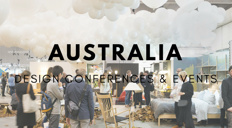 Australia- 8 Design Conferences and Exhibitions You Can't Miss in 2018_1 design conferences Australia: 8 Design Conferences and Exhibitions You Can't Miss in 2018 Australia 8 Design Conferences and Exhibitions You Cant Miss in 2018 feat 768x425