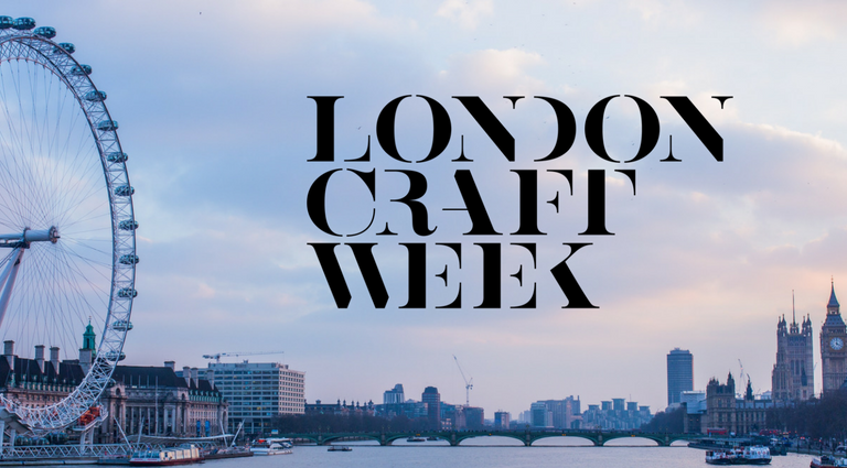 Have You Heard- London Craft Week Is About to Begin_feat London Craft Week Have You Heard? London Craft Week Is About to Begin Have You Heard London Craft Week Is About to Begin feat 768x425