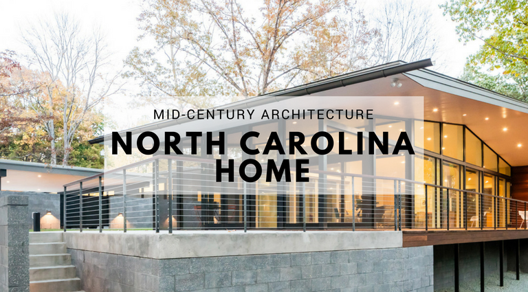 This House in North Carolina was Inspired by Mid-Century Architecture_10 mid-century architecture This House in North Carolina was Inspired by Mid-Century Architecture This House in North Carolina was Inspired by Mid Century Architecture feat 768x425