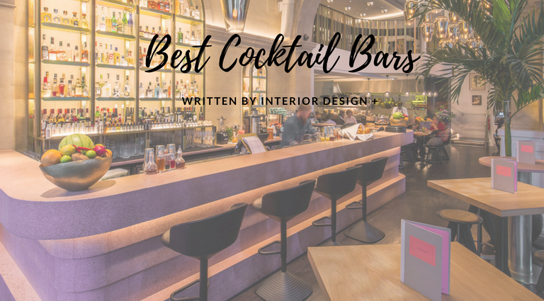 The Best Cocktail Bars in Europe!_feat best cocktail bars The Best Cocktail Bars in Europe! The Best Cocktail Bars in Europe feat 768x425