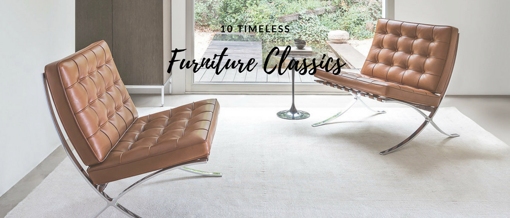 14 Timeless Furniture Classics that Never Go Out of Style