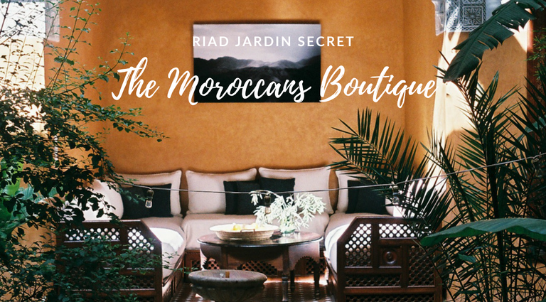 Fall in Love w Moroccan's Boutique at Riad Jardin Secret in Marrakech_1 riad jardin secret Fall in Love w/ The Moroccans' Boutique at Riad Jardin Secret in Marrakesh Fall in Love w The Moroccans Boutique at Riad Jardin Secret in Marrakech feat 768x425