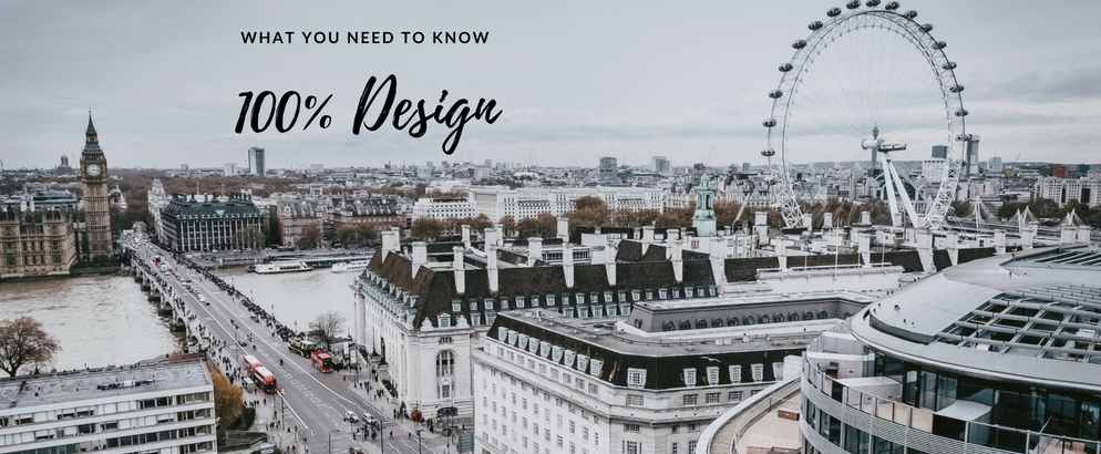 100% Design: What You Need To Know Before Taking Off To London! 100 design 100% Design: What You Need To Know Before Taking Off To London! 100 Design What You Need To Know Before Taking Off To London feat 1 994x410