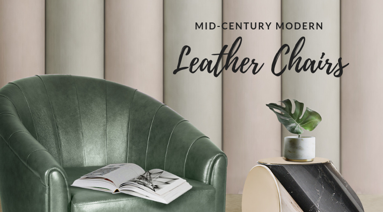 10 Mid-Century Leather Chairs That Will Solve All Your Decor Problems_8 mid-century leather chairs 10 Mid-Century Leather Chairs That Will Solve All Your Decor Problems 10 Mid Century Leather Chairs That Will Solve All Your Decor Problems feat 768x425