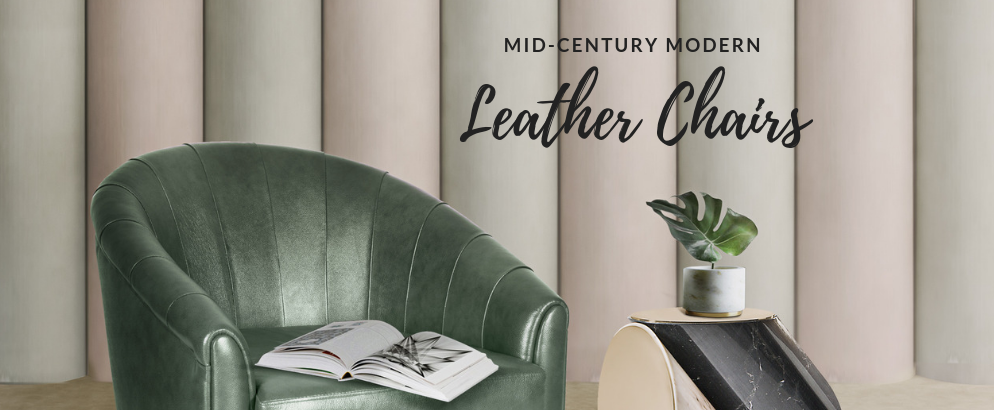 10 Mid-Century Leather Chairs That Will Solve All Your Decor Problems_8 mid-century leather chairs 10 Mid-Century Leather Chairs That Will Solve All Your Decor Problems 10 Mid Century Leather Chairs That Will Solve All Your Decor Problems feat 994x410