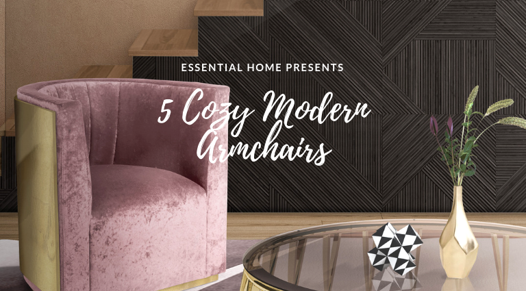 5 Cozy Modern Armchairs For A Magical And Comfy Winter cozy modern armchairs 5 Cozy Modern Armchairs For A Magical And Comfy Winter 5 Cozy Modern Armchairs For A Magical And Comfy Winter feat 768x425