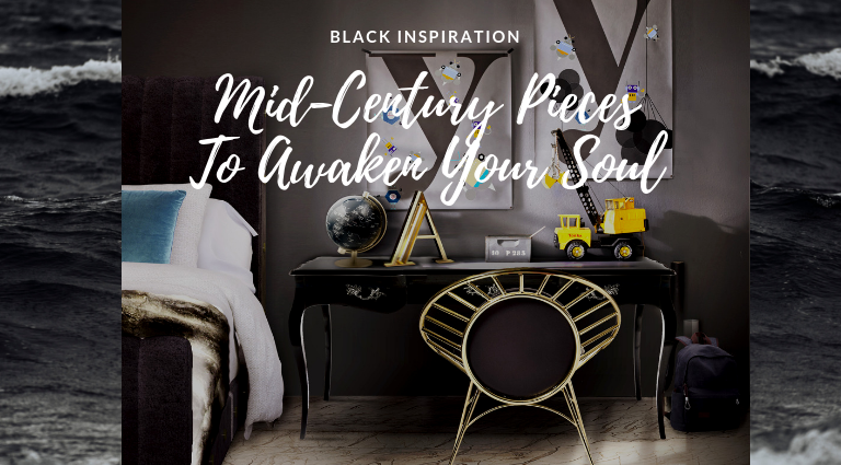 Black Inspiration: The Mid-Century Pieces That Will Awaken Your Soul black inspiration Black Inspiration: The Mid-Century Pieces That Will Awaken Your Soul Black Inspiration  The Mid Century Pieces That Will Awaken Your Soul feat 768x425