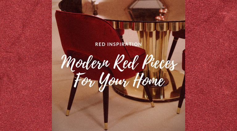 Red Inspiration: Bring Passion Into Your Home With These Modern Pieces red inspiration Red Inspiration: Bring Passion Into Your Home With These Modern Pieces Red Inspiration  Bring Passion Into Your Home With These Modern Pieces feat 768x425