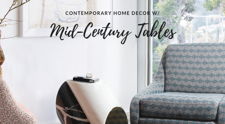 The Secret to Making a Mid-Century Table Work in a Contemporary Home_5 mid-century table The Secret to Making a Mid-Century Table Work in a Contemporary Home The Secret to Making a Mid Century Table Work in a Contemporary Home feat 768x425