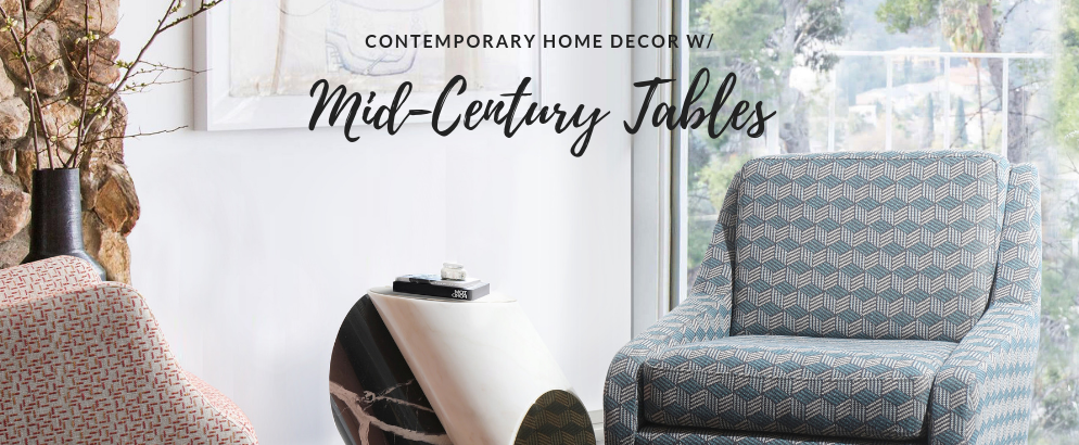 The Secret to Making a Mid-Century Table Work in a Contemporary Home_5 mid-century table The Secret to Making a Mid-Century Table Work in a Contemporary Home The Secret to Making a Mid Century Table Work in a Contemporary Home feat 994x410