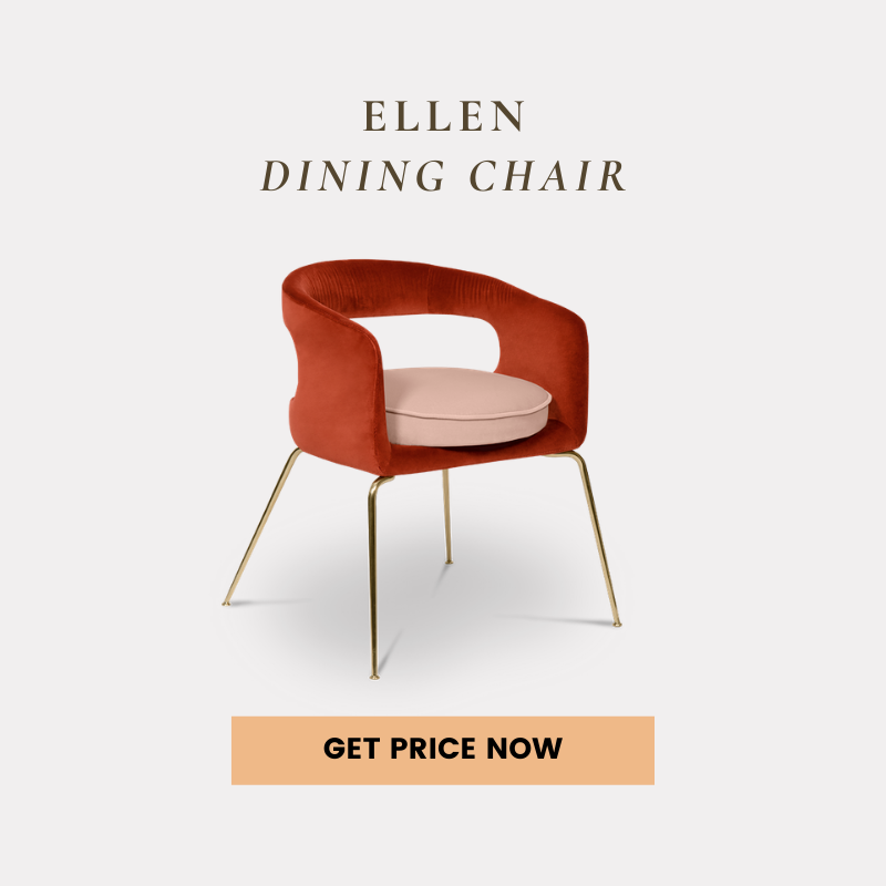 modern dining chairs 5 Modern Dining Chairs That Are A Dream To Sit On ellen dining chair get price