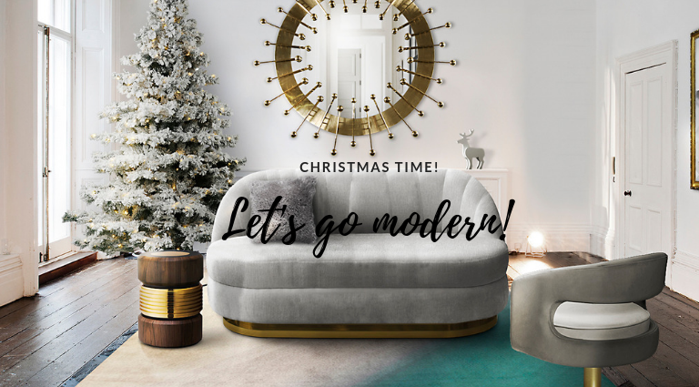 For that Mid Century Modern Home that is All We Want for Christmas! mid century modern home For that Mid Century Modern Home that is All We Want for Christmas! For that Mid Century Modern Home that is All We Want for Christmas 7 768x425
