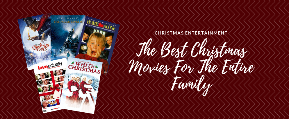 The Ultimate List Of Best Christmas Movies For The Entire Family! best christmas movies The Ultimate List Of Best Christmas Movies For The Entire Family! The 8 Best Christmas Movies For The Entire Family feat 994x410