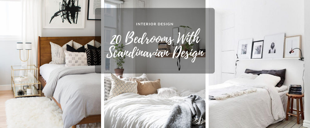 20 Best Ways To Decor Your Bedroom With A Scandinavian Design scandinavian design 20 Best Ways To Decor Your Bedroom With A Scandinavian Design 20 Best Ways To Decor Your Bedroom With A Scandinavian Design feat 994x410