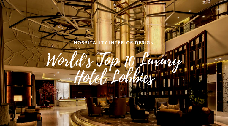 World's Top 10 Luxury Hotel Lobby Designs That Will Amaze You luxury hotel lobby designs World's Top 10 Luxury Hotel Lobby Designs That Will Amaze You The Best Mid Century Furniture Pieces For Your Home Decor In One Place feat 1 768x425
